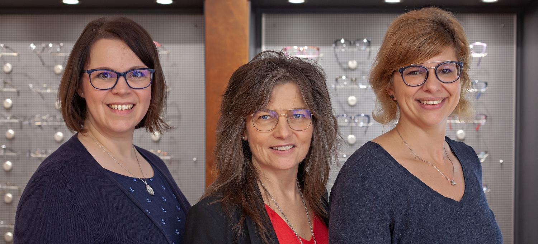 Brillenhandwerk<br> mit Herz